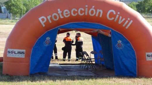 Los voluntarios héroes de los incendios de Seseña y Chiloeches, galardonados con las medallas de Protección Civil