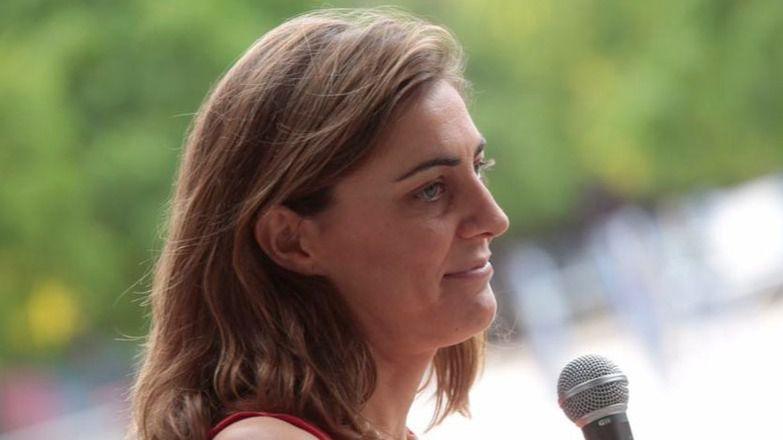 Lorena Ruiz-Huerta: 'No entendemos cómo es posible que el PSOE sostenga al Gobierno de Cifuentes'