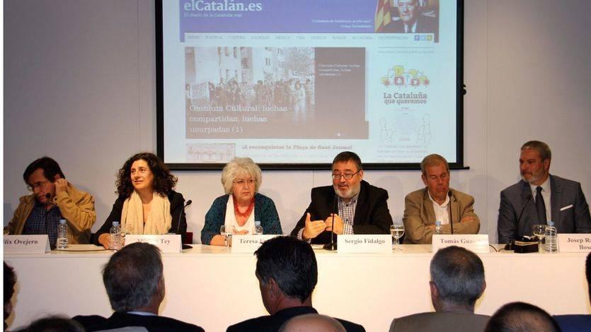 Los no nacionalistas contraatacan con el nuevo periódico 'de la Cataluña real': elCatalan.es
