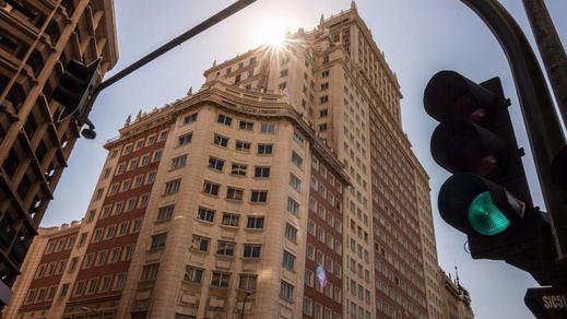 Madrid ya tiene su gran proyecto urbanístico: el Edificio España, en manos de la hotelera Riu