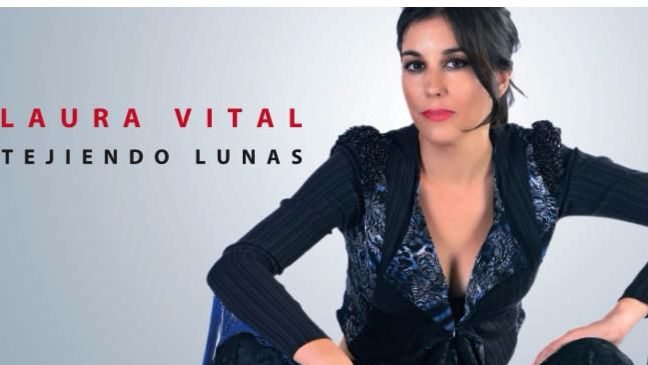 La gran cantaora Laura Vital va a serguir 'Tejiendo lunas' en un recital flamenco en el Ateneo de Albacete