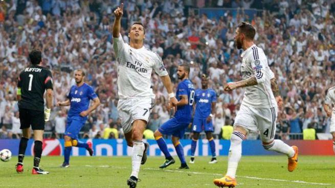 Champions: el Real Madrid gana por goleada a la Juve... en las redes sociales