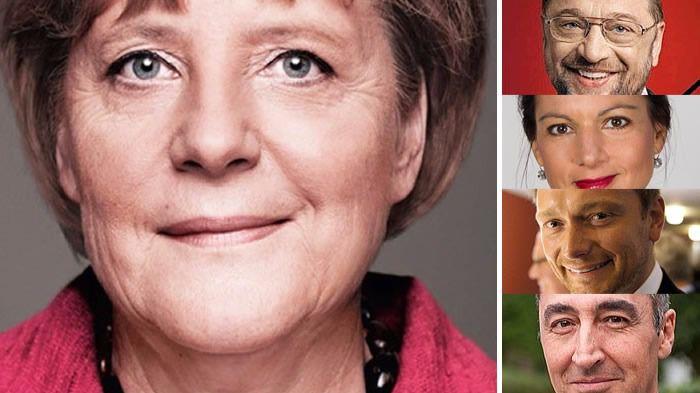 Elecciones de Alemania 2017: los principales partidos y candidatos