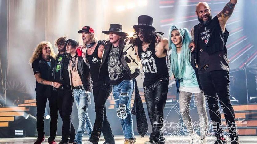 El Vicente Calderón se despide a lo grande con tres conciertazos: este domingo,los míticos Guns N'Roses