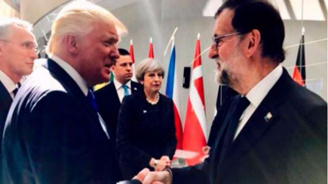 El Gobierno trata de quitarse de encima la imagen de 'blando' ante Donald Trump tras la salida de EEUU del acuerdo del clima