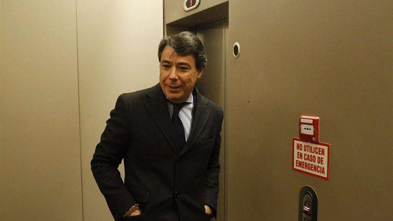 La Audiencia Nacional ratifica la prisión incondicional para Ignacio González por riesgo de fuga y reiteración delictiva