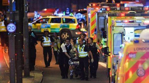 Atentado en Londres: 10 muertos, incluidos los 3 terroristas