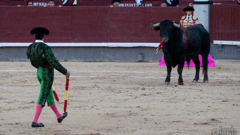San Isidro: triunfa el banderillero Fernando Sánchez en una mala corrida de Cuadri
