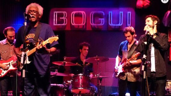 El mítico Bogui cumple 12 años y lo celebra con una constelación de estrellas mundiales del jazz