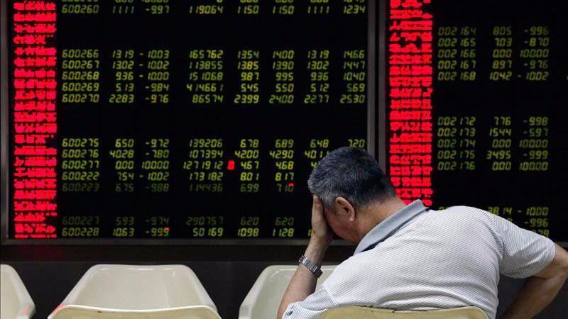 El IBEX 35 comienza la semana con una caída del -0,19%