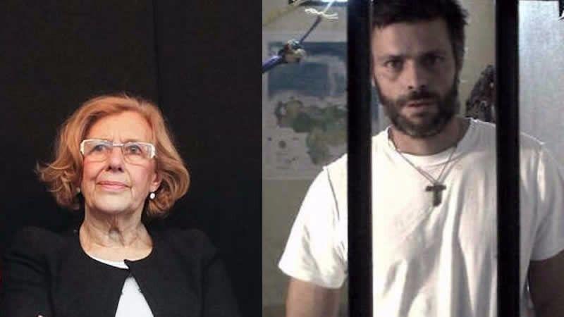 El Ayuntamiento de Madrid se desliga del chavismo exigiendo la liberación del 'preso político' Leopoldo López