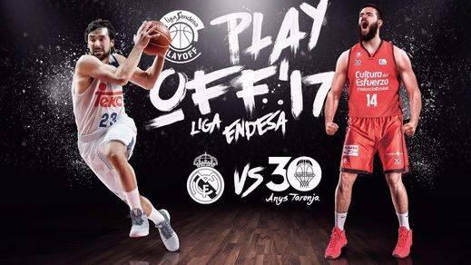 Fechas, horarios y televisiones del Madrid-Valencia Basket por el título de Liga