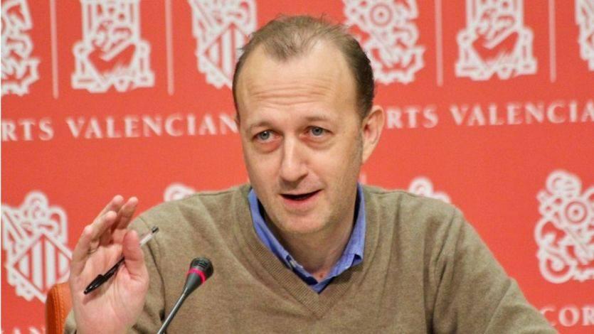 El ex portavoz valenciano de Ciudadanos rechaza dejar su acta en contra de la opinión de la dirección