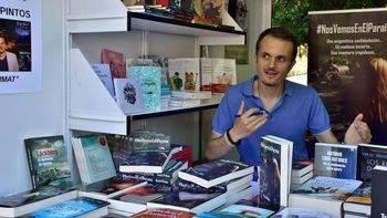'#Nos vemos en el paraíso', la nueva novela de David Pintos, autor de la trilogía 'Taimat'