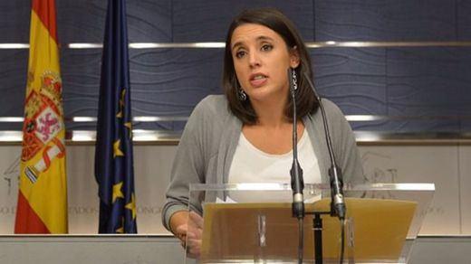 Podemos, irritado con el formato del debate de la moción de censura a Rajoy