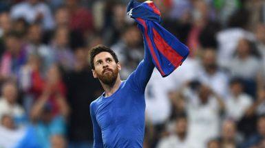 El Barça 'ata' para siempre a 'Supermessi': el agentino renueva por cinco años más