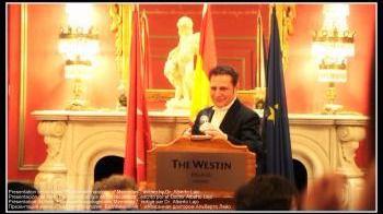 El eminente escritor y cirujano español Alberto Lajo Rivera, realizó la presentación de su nuevo libro