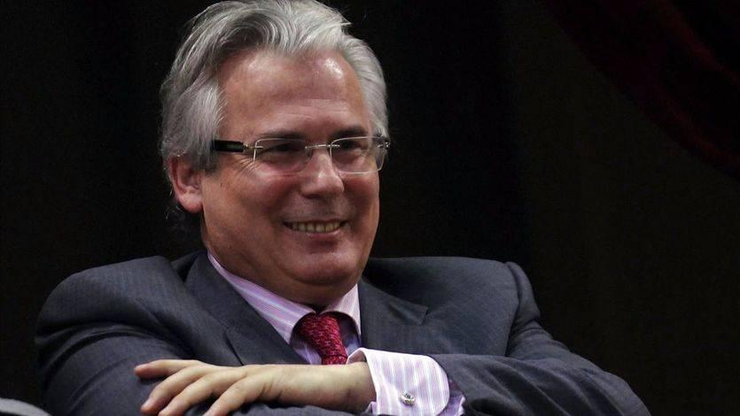 El juez Garzón regresa a la acción política: 'Rajoy tiene que estar fuera del Gobierno'