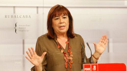 La ex ministra Cristina Narbona será la nueva presidenta del PSOE