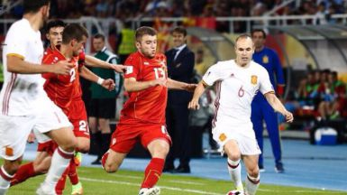 La Roja cumple en Skope ante una Macedonia que no inquietó pese al marcador (1-2)