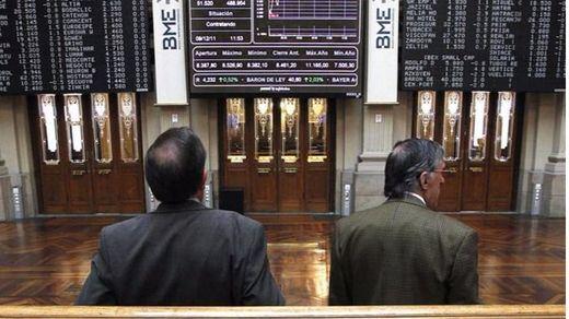 El Ibex rebota un 0,37% a la espera de la reunión de la Fed