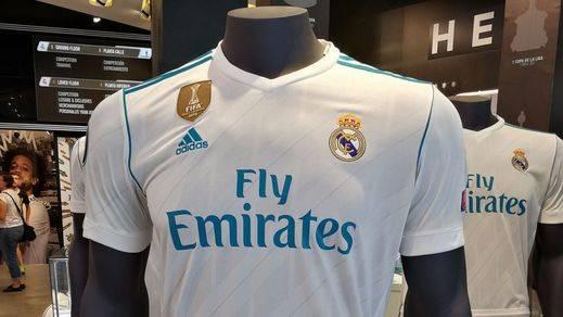 La nueva camiseta del Real Madrid para la temporada 2017/2018