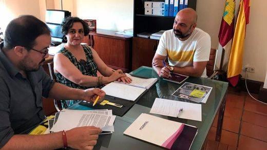Podemos se reúne con representantes de Amnistía Internacional en Castilla-La Mancha