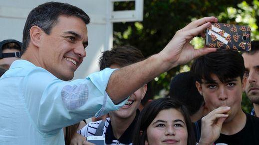 Sánchez anuncia antes del Congreso del PSOE que intentará un acuerdo con Podemos para expulsar al PP