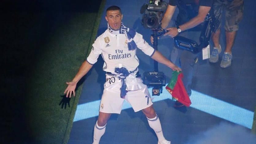 Los inspectores de Hacienda se enfadan con el Real Madrid tras apoyar a Ronaldo