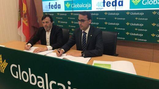 Globalcaja renueva el convenio con la Confederación de Empresarios de Albacete (FEDA)
