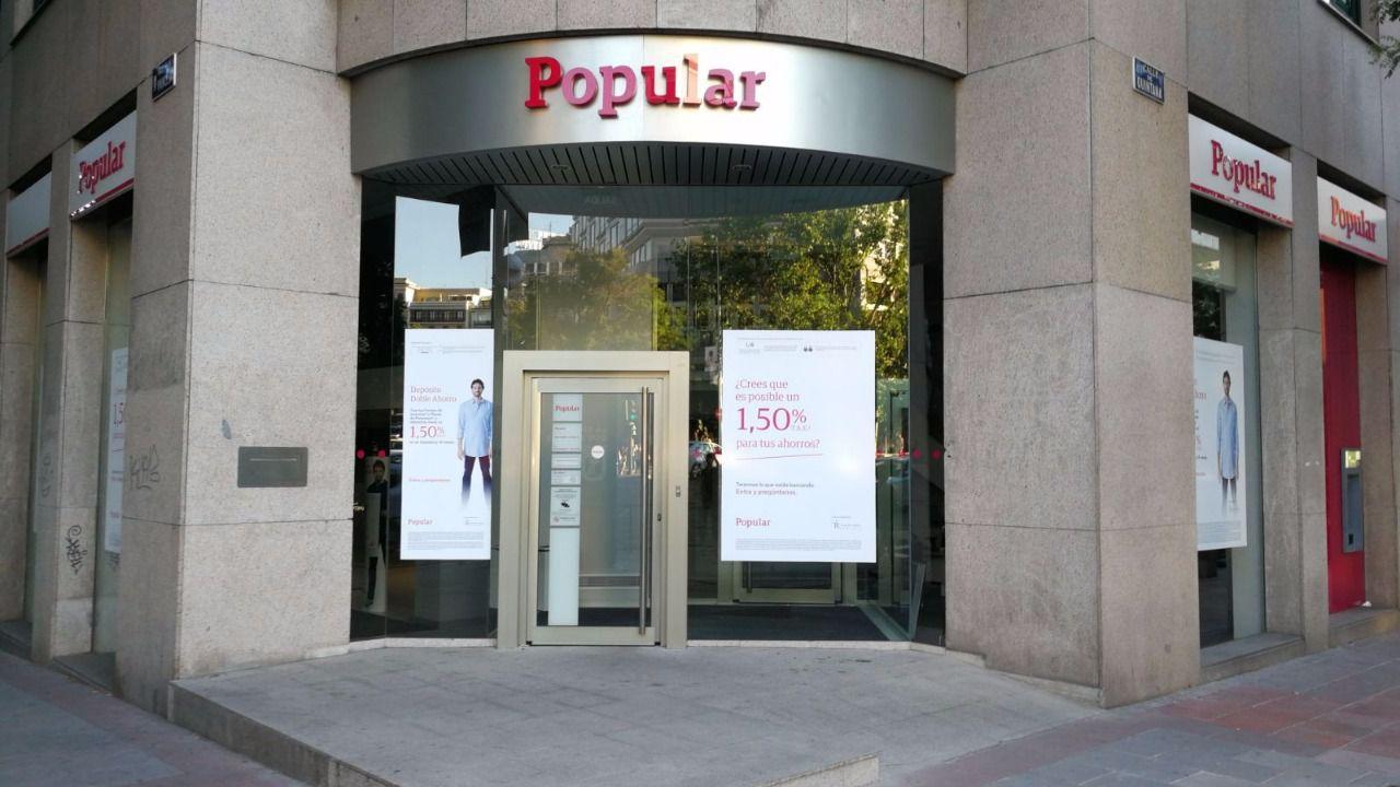Los ministros europeos de Economía bendicen la 'operación Banco Popular'