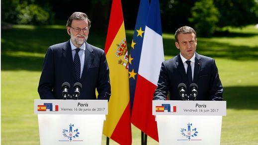 Macron entierra cualquier posibilidad para una Cataluña independiente