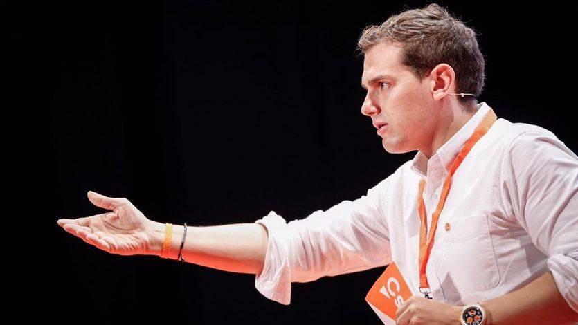Rivera: 'Ciudadanos quiere gobernar España y ganar a Rajoy en las urnas, no en los despachos'
