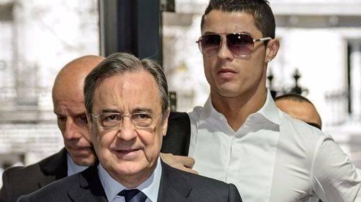 El Madrid no pagará la posible sanción tributaria de Cristiano a pesar de sus amenazas de irse