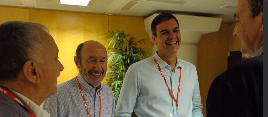 El 'nuevo' PSOE de Pedro Sánchez está celebrando su Congreso de la unidad