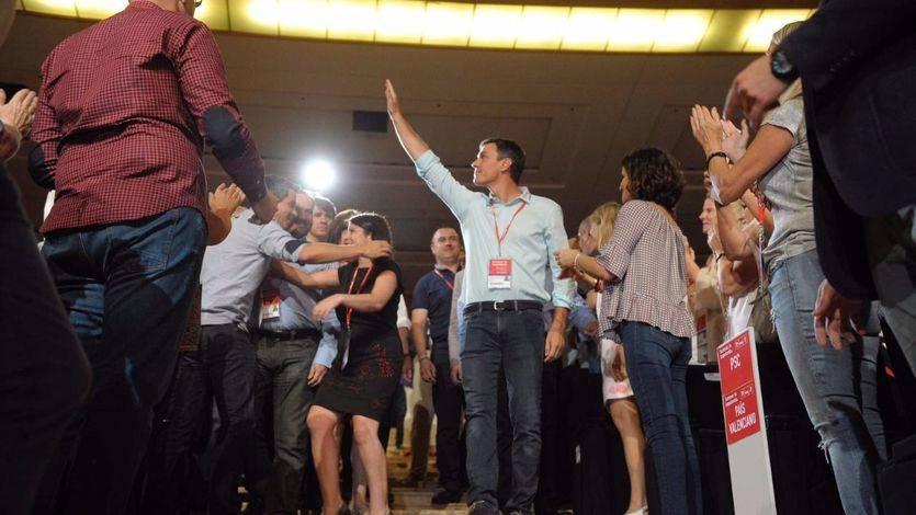 Así es la nueva Ejecutiva del PSOE sanchista: rodeada de fieles y sin voto para los 'traidores'
