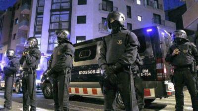 Nueva polémica con Cataluña, ahora por las plazas de Mossos d'Esquadra