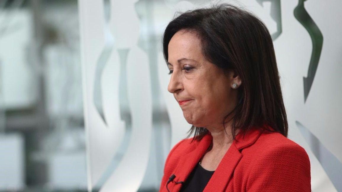 Resultado de imagen de portavoz parlamentaria del PSOE, Margarita Robles