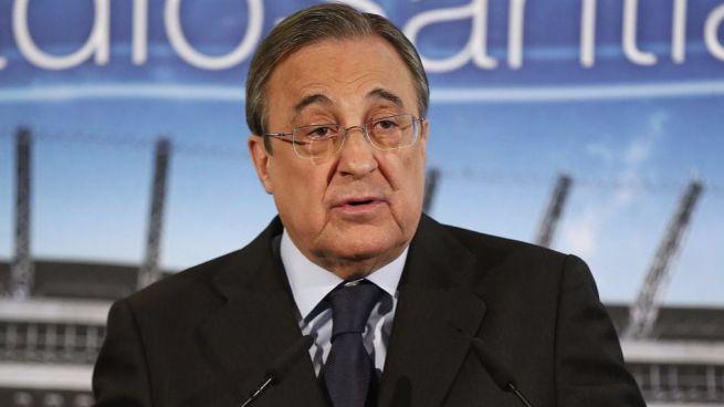 Florentino Pérez, reelegido presidente del Real Madrid al no tener rivales nuevamente