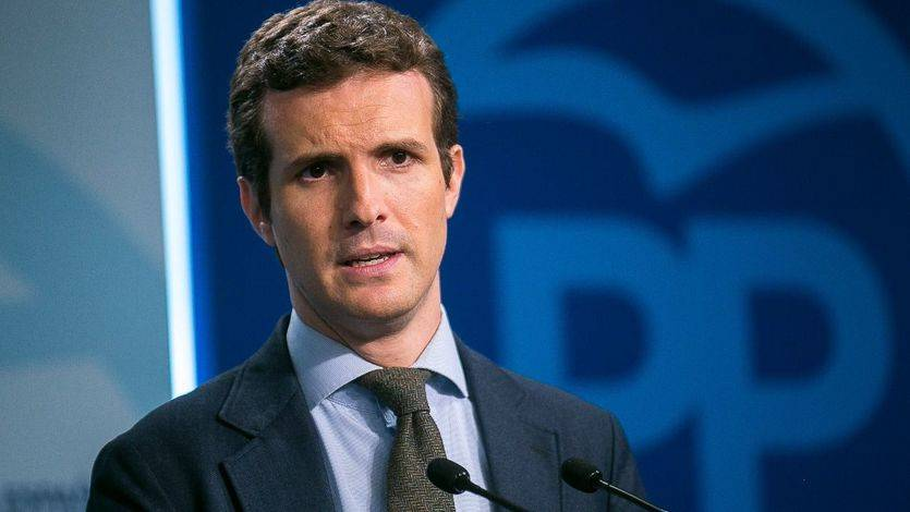 El PP, contento del giro izquierdoso del nuevo PSOE de Pedro Sánchez: 'Nos ha dejado todo el centro'