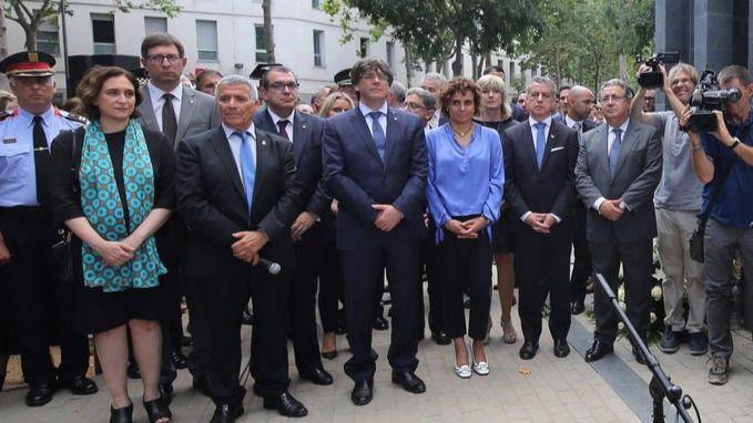 La mayor ofensa de Puigdemont: compara la campaña independentista con la lucha contra el horror de ETA
