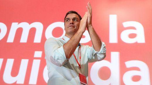 Sánchez, insaciable, inicia ahora una campaña para derrocar a los barones territoriales del PSOE