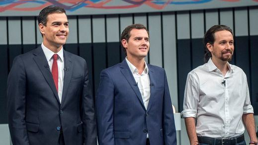 Sánchez se reunirá con Iglesias y Rivera en busca de 'compañeros de viaje' hacia La Moncloa