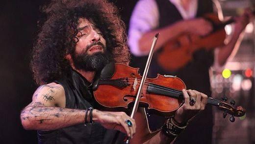 El inquieto y polifacético Ara Malikian, la estrella no pop ni rock del Cultura Inquieta