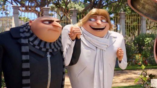 'Gru 3' presenta nuevo tráiler: 'El hermano de Gru'