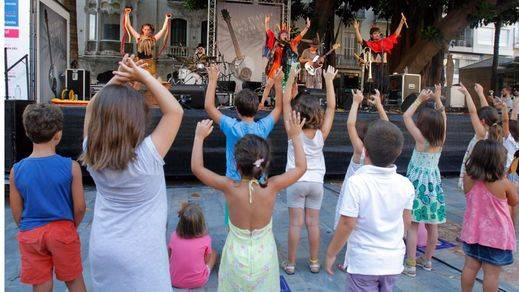 Por fin un festival para toda la familia: La Mar de Músicas