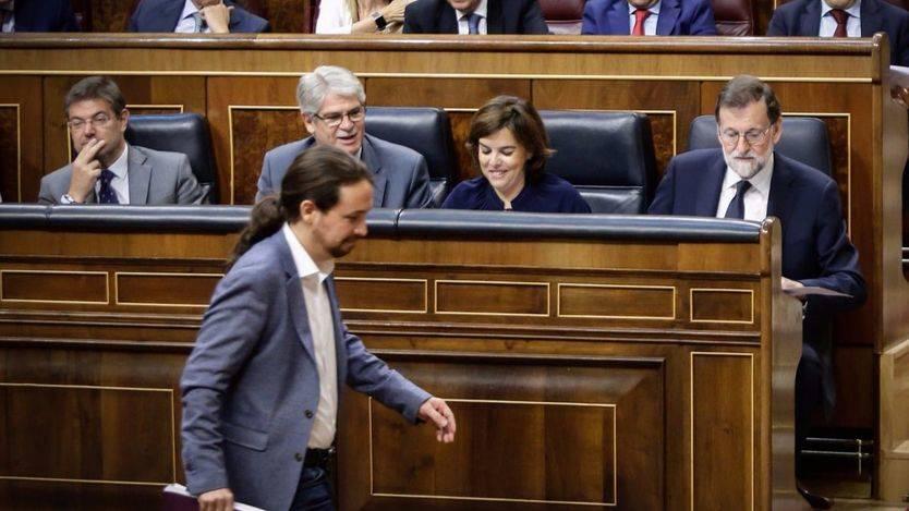 Fuera caretas: éstos son los partidos del Congreso que apoyan el referéndum catalán y los que no