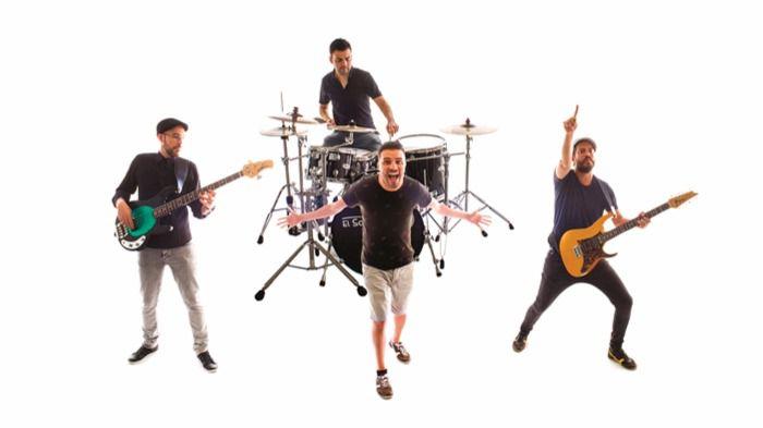 La banda 'El Sombrero de Color' inventa el indie funk camaleónico