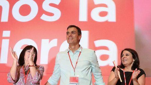 El 'nuevo' PSOE va a cambiar su posición, además de en el CETA, en otros asuntos