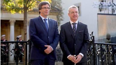 Bildu y ELA STV presionan a Urkullu para que Euskadi siga la 'vía catalana' hacia la independencia